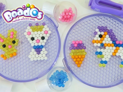 Beados GLITTER Starter Kit Playset | Easy DIY Make Your Own Magic Sparkly Beads!