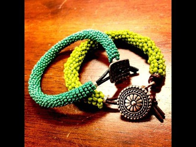 Bohemian Wrapsody Bracelet DIY with The Bead Place