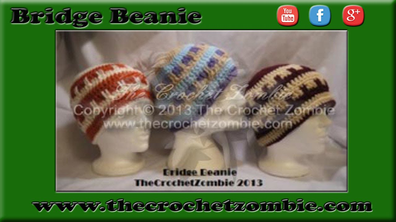 Bridge Beanie Tutorial 2013-01-19