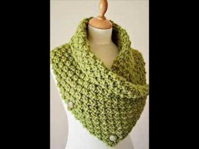 Chunky Knit Neck Warmer - Chunky Knitting Pattern Presentation