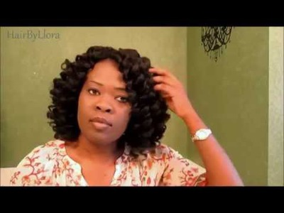 Crochet Braids W. Marley Hair Tutorial *FEMI COLLECTION MARLEY HAIR*