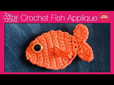 Crochet Fish Tutorial
