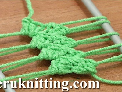 Crochet Hairpin Lace Braid Tutorial 12 Crochet Basic Hairpin Strip