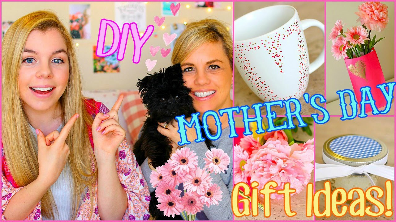 DIY Mother's Day Gift Ideas!