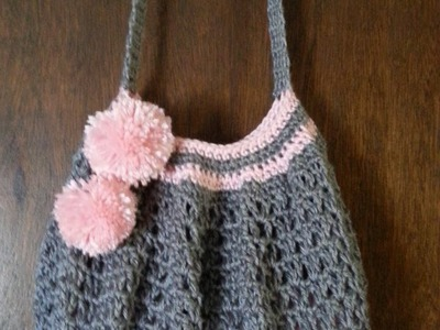 Easy #Crochet #handbag #purse #TUTORIAL Purse ideas. Lovely Purse. DIY handbag. DIY purses.