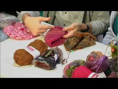 Knitting Daily TV Episode 504 Designer Spotlight