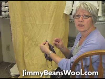 Knitting Instructional Video - Bead Knitting