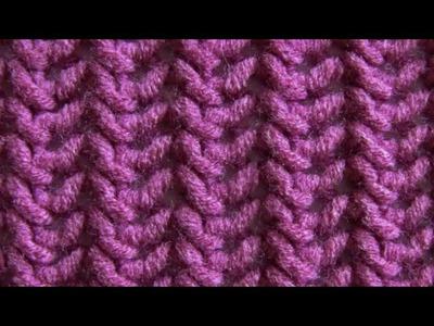 Lace Knitting Patterns (Патентный узор 1)