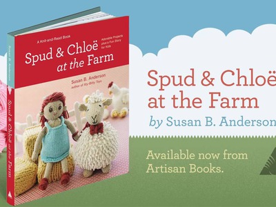 Learn How to Knit Adorable Farm Animals with Spud & Chloë Yarn!