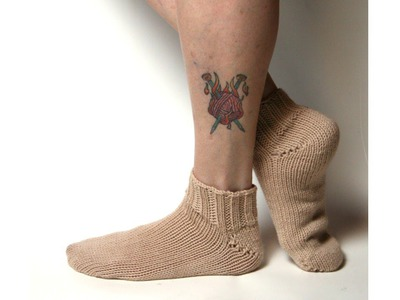 Learn to Knit Toe-Up Socks, Part 2