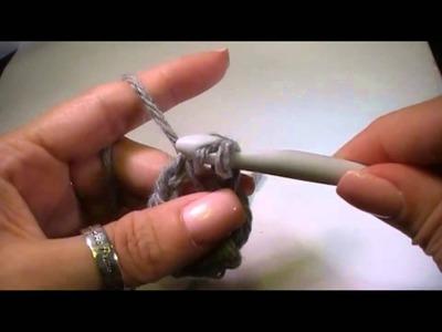 Tunisian Crochet Mock Cable Scarf