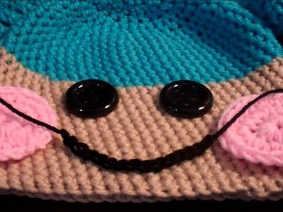 Tutorial- Crochet Lalaloopsy Beanie.