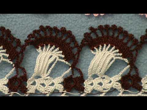 Zehra Atak Tığ Örgüsü Yapıyor - Zehra Atak, Crochet Knitting doing the Knitting