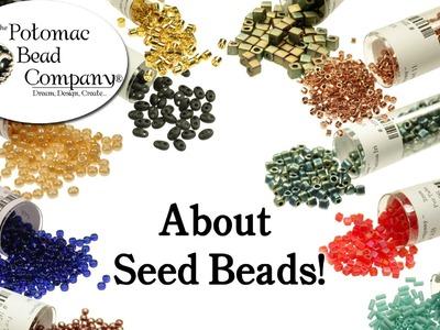 About Miyuki Seed Beads