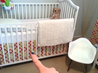 Baby Girl Nursery Room Tour