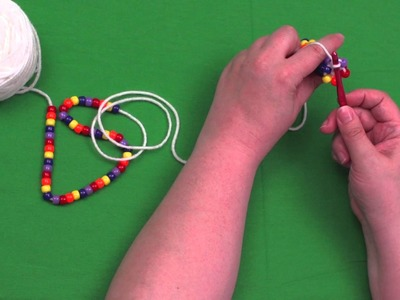 Bead Crochet Tutorial Series, Video 2: Stitch Overview