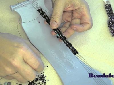 Beadalon Jewel Loom® by Julianna Hudgins Tips; Creating Loops