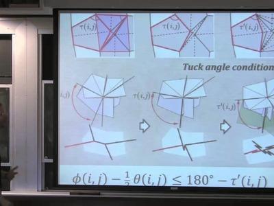 Class 6: Architectural Origami