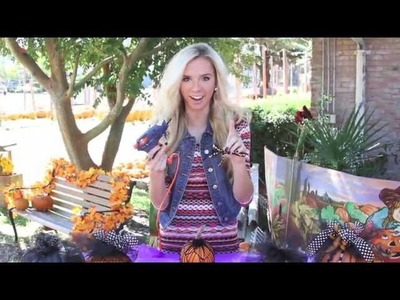 DIY Easy Halloween Pumpkin Projects Crafts