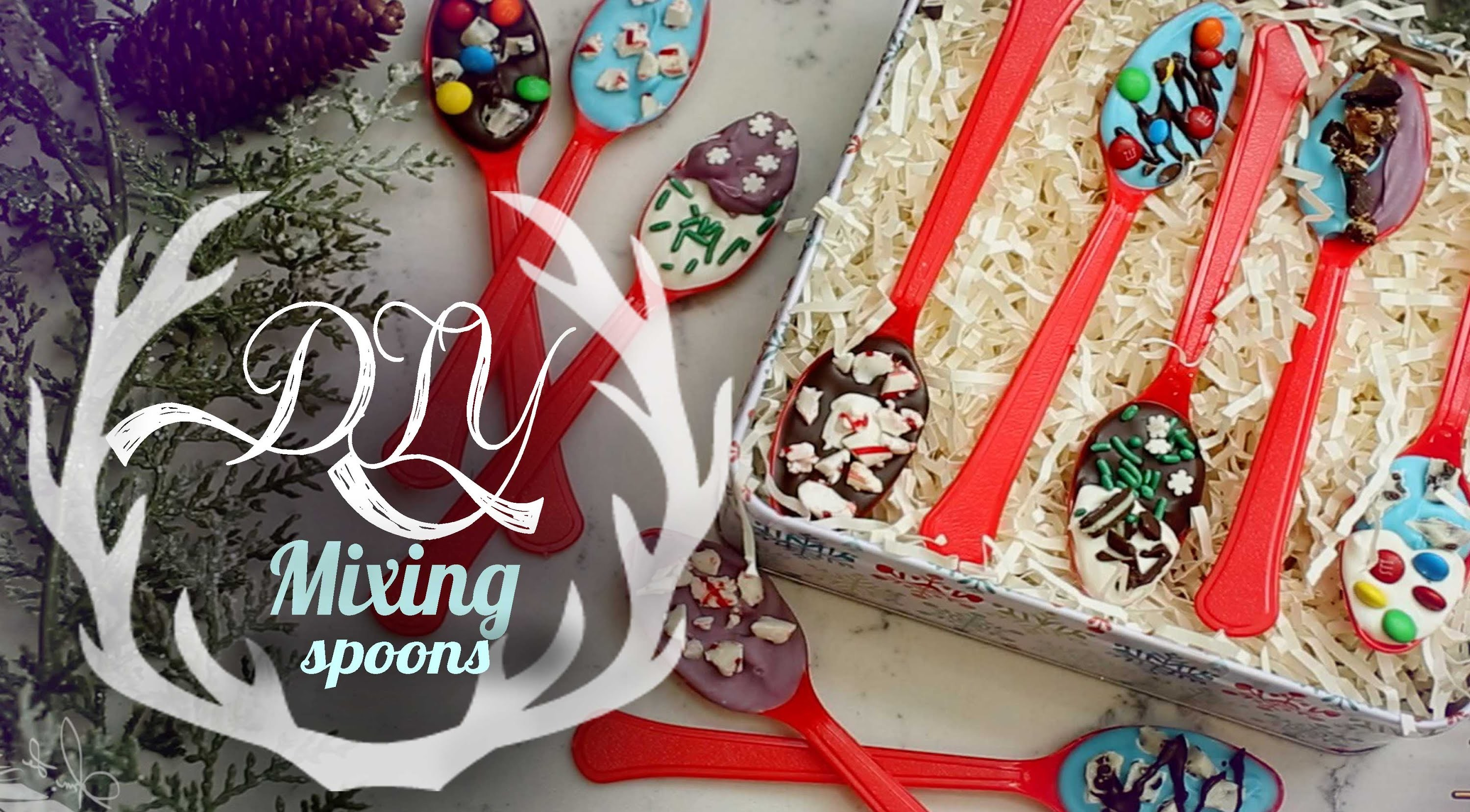 DIY Hot Cocoa Mixing Spoons {Gift Ideas }   ANNEORSHINE