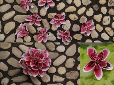 DIY Kusudama Origami Flower #1