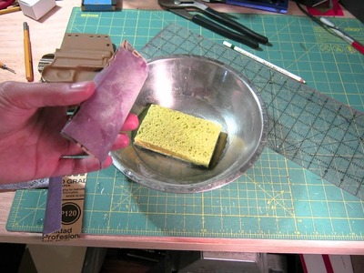 DIY Kydex Holster How-To Part 2 of 2