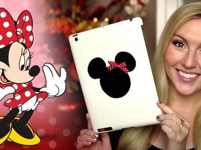 DIY Minnie Mouse Tablet Case | Amarixe Disney Exclusive