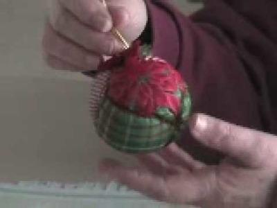 Hand made Christmas ornament