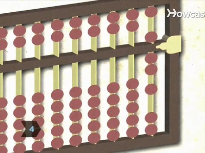 How to Count on an Abacus