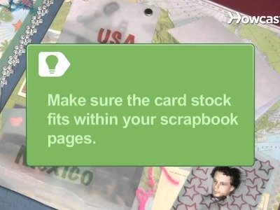 How to Make a Pop-Up Scrapbook Page