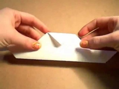 How to make an Origami Hello Kitty