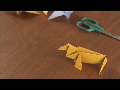 How to Make an Origami Walrus : Simple & Fun Origami