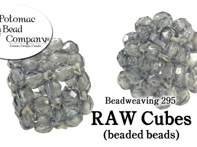 How to Make RAW Cubes (New Video)