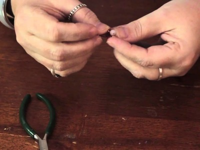 How to Wrap a Loose Stone to Make a Ring : Homemade Crafts