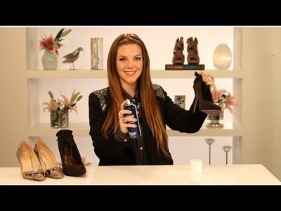 Learn How to Waterproof Your Shoes! DIY Fashion
