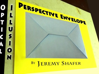 Origami Perspective Envelope