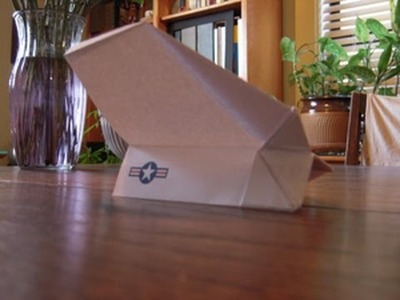 "The ""Xplorer"" Paper Airplane"