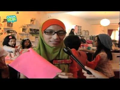 TV3 Kids   Felt Craft 2