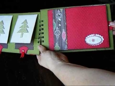 Waterfall Scrapbook, Flippin' For Christmas
