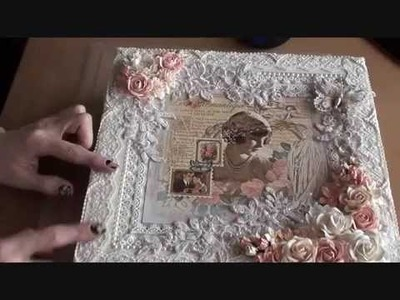 Wild Orchid Crafts - Graphic 45 Le Romantique box
