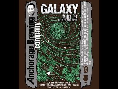 Anchorage Galaxy White IPA | Beer Geek Nation Craft Beer Reviews