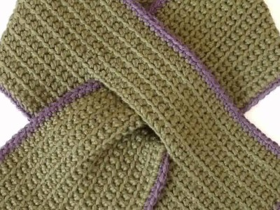 Crochet Scarf Patterns Easy  Decoration Ideas
