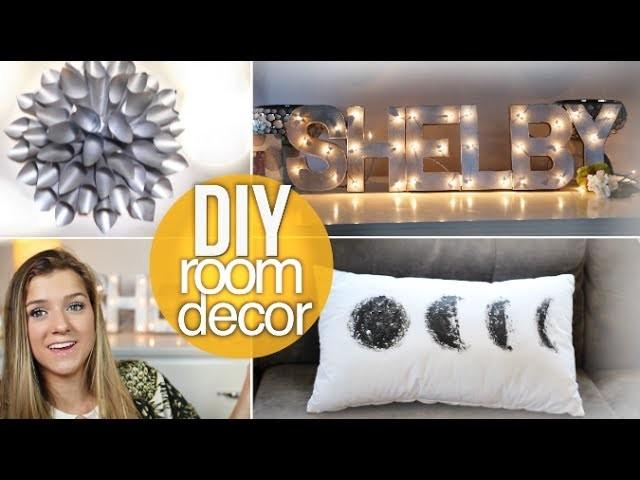 DIY Summer Room Decor ☼ Cheap & Cute!