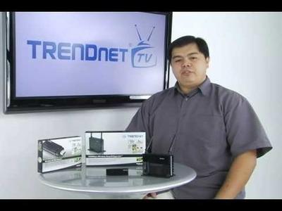 DIY: Upgrade Router to Wireless N (802.11n) TEW-637AP TRENDnet TV