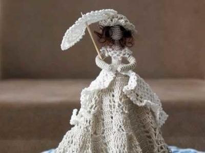Dolls on crochet