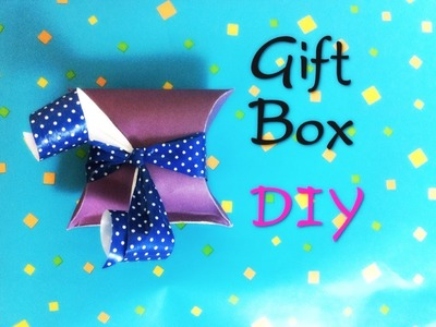 How To Make A Gift Box Day 12: 12 DIYs of Christmas - diy - keepingupwithashlyn