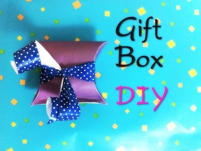How To Make A Gift Box Day 12: 12 DIYs of Christmas - diy - keepingupwithashlyn