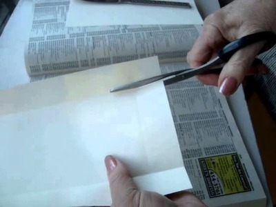How to make a RECTANGLE paper BOX  from scratch,  holiday box, Christmas gift box, paper crafts