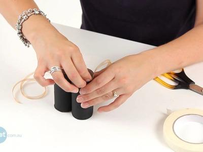 How To Make Binoculars  | Kids Indoor Activities