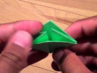 How to Make the Origami Sanbo (Japanese offering tray)